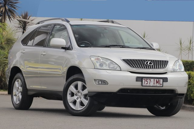Used Lexus RX RX330 Sports, Bowen Hills, 2005 Lexus RX RX330 Sports Wagon