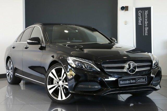 Used Mercedes-Benz C-Class C250 7G-Tronic +, Warwick Farm, 2014 Mercedes-Benz C-Class C250 7G-Tronic + Sedan