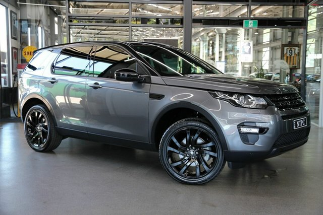 Used Land Rover Discovery Sport SD4 HSE Luxury, North Melbourne, 2016 Land Rover Discovery Sport SD4 HSE Luxury Wagon