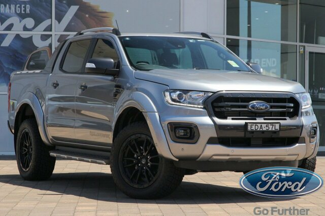 Used Ford Ranger Wildtrak Pick-up Double Cab, Warwick Farm, 2019 Ford Ranger Wildtrak Pick-up Double Cab Utility