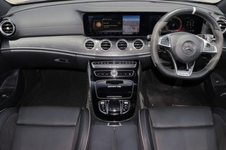 2017 Mercedes-Benz E-Class E63 AMG SPEEDSHIFT MCT 4MATIC+ S Sedan.