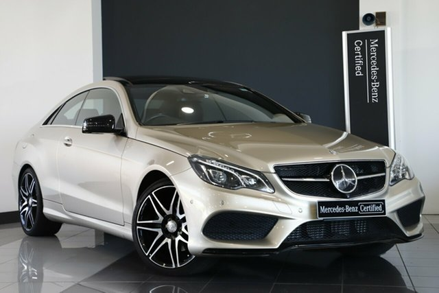 Used Mercedes-Benz E-Class E250 7G-Tronic +, Narellan, 2015 Mercedes-Benz E-Class E250 7G-Tronic + Coupe