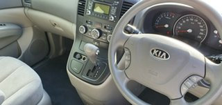 2013 Kia Grand Carnival S Wagon.