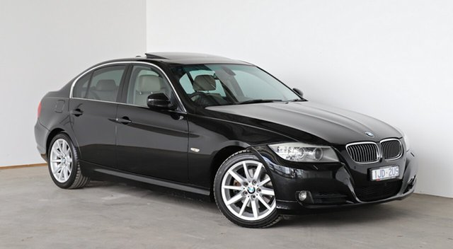 Used BMW 3 Series 325i Steptronic Exclusive, Thomastown, 2010 BMW 3 Series 325i Steptronic Exclusive Sedan
