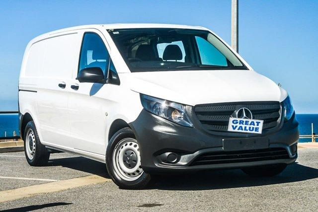 Used Mercedes-Benz Vito 114BlueTEC, Reynella, 2017 Mercedes-Benz Vito 114BlueTEC Van