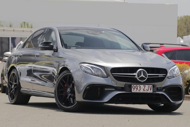 Used Mercedes-Benz E-Class E63 AMG SPEEDSHIFT MCT 4MATIC+ S, Bowen Hills, 2017 Mercedes-Benz E-Class E63 AMG SPEEDSHIFT MCT 4MATIC+ S Sedan