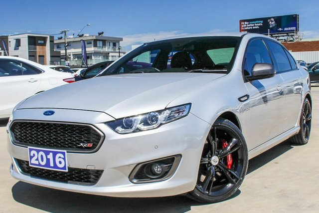 Used Ford Falcon XR6 Turbo, Coburg North, 2016 Ford Falcon XR6 Turbo Sedan