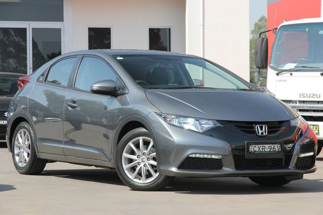 Used Honda Civic VTi-S, Narellan, 2014 Honda Civic VTi-S Hatchback
