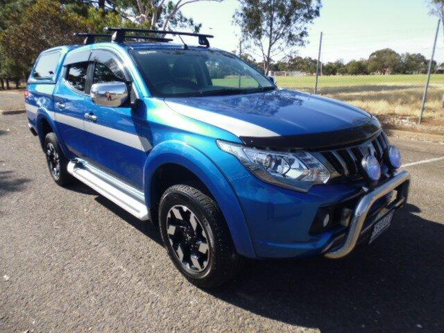 Used Mitsubishi Triton Exceed Double Cab, Modbury, 2016 Mitsubishi Triton Exceed Double Cab Utility