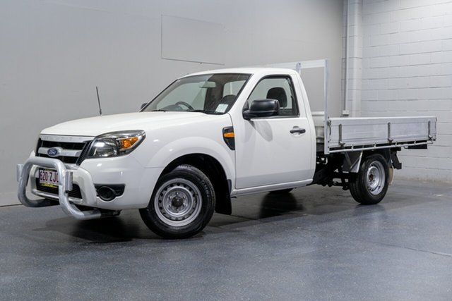 Used Ford Ranger XL (4x2), Slacks Creek, 2009 Ford Ranger XL (4x2) Cab Chassis