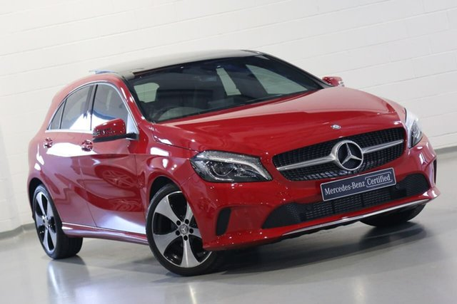 Used Mercedes-Benz A-Class A200 D-CT, Chatswood, 2016 Mercedes-Benz A-Class A200 D-CT Hatchback