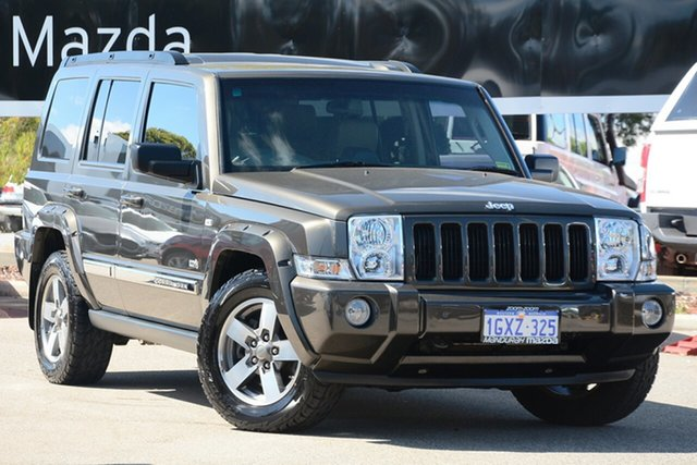Used Jeep Commander Limited, Mandurah, 2006 Jeep Commander Limited Wagon