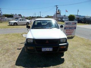 1997 Mitsubishi Triton Cab Chassis.