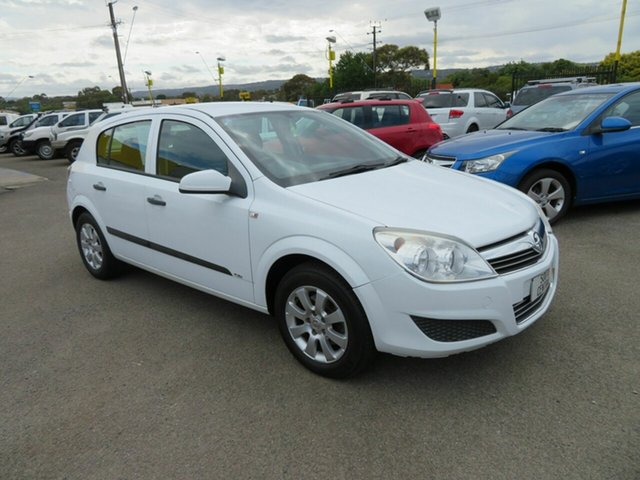 Used Holden Astra 60th Anniversary, Morphett Vale, 2008 Holden Astra 60th Anniversary Hatchback