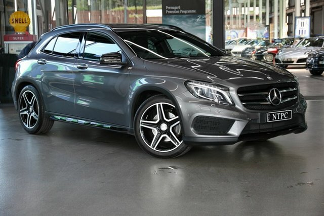 Used Mercedes-Benz GLA-Class GLA220 d DCT, North Melbourne, 2016 Mercedes-Benz GLA-Class GLA220 d DCT Wagon