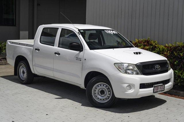 Used Toyota Hilux SR 4x2, Cairns, 2010 Toyota Hilux SR 4x2 Utility