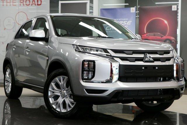 Demonstrator, Demo, Near New Mitsubishi ASX ES 2WD, Toowong, 2021 Mitsubishi ASX ES 2WD Wagon