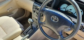 2004 Toyota Corolla TTR LE Sedan.