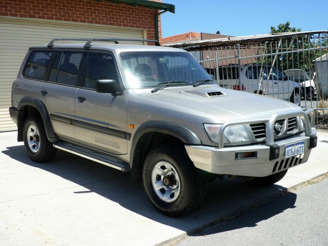Used Nissan Patrol DX, Mount Lawley, 1999 Nissan Patrol DX Wagon