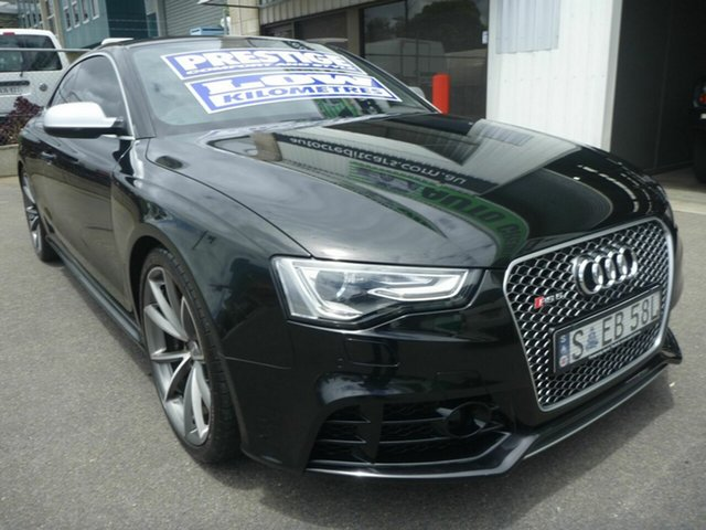 Used Audi RS5 S Tronic Quattro, Edwardstown, 2013 Audi RS5 S Tronic Quattro Coupe