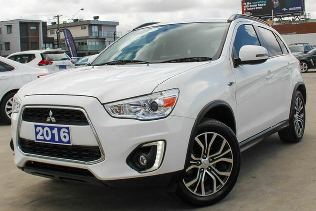 Used Mitsubishi ASX LS 2WD, Coburg North, 2016 Mitsubishi ASX LS 2WD Wagon