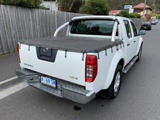 2008 Nissan Navara ST-X (4x4) Dual Cab Pick-up.