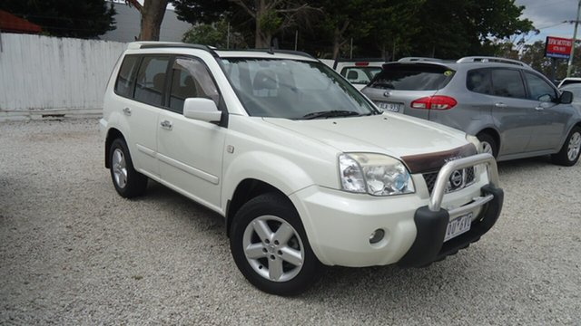 Used Nissan X-Trail TI, Seaford, 2004 Nissan X-Trail TI Wagon