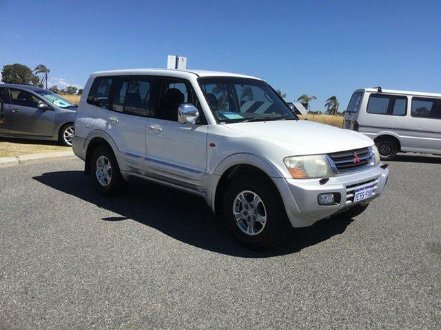 Used Mitsubishi Pajero Exceed LWB (4x4), Wangara, 2001 Mitsubishi Pajero Exceed LWB (4x4) Wagon