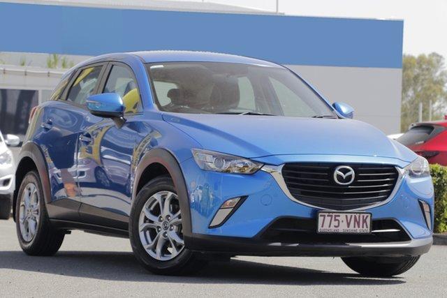 Used Mazda CX-3 Maxx SKYACTIV-Drive, Bowen Hills, 2015 Mazda CX-3 Maxx SKYACTIV-Drive Wagon