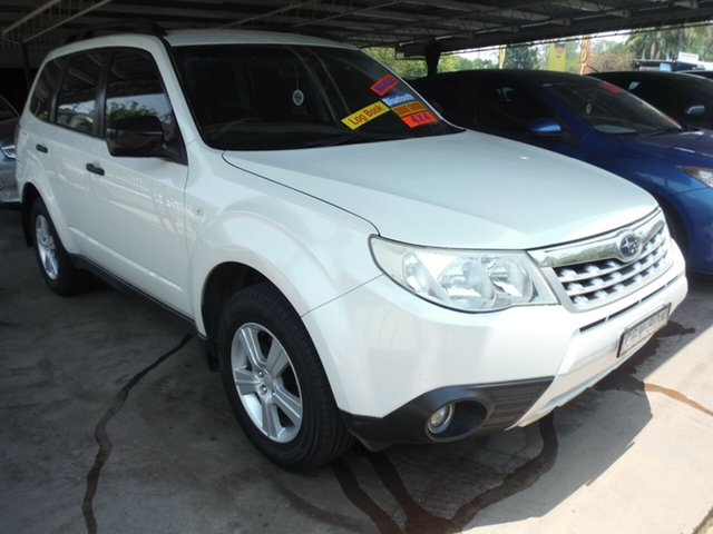 Used Subaru Forester X Limited Edition, East Lismore, 2012 Subaru Forester X Limited Edition MY12 Wagon