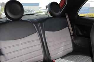 2012 Fiat 500 Hatchback.