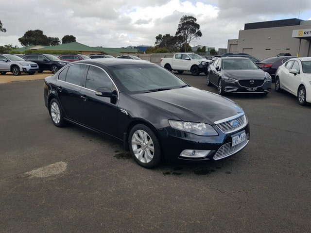 Used Ford Falcon, Warrnambool East, 2009 Ford Falcon Sedan