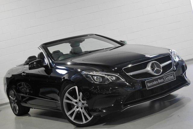 Used Mercedes-Benz E-Class E250 7G-Tronic +, Chatswood, 2014 Mercedes-Benz E-Class E250 7G-Tronic + Cabriolet
