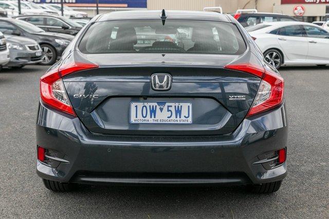Used Honda Civic VTi-L, Oakleigh, 2018 Honda Civic VTi-L 10th Gen MY18 Sedan