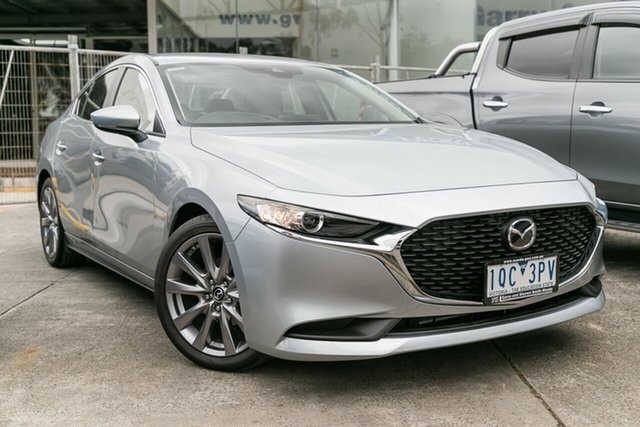 Used Mazda 3 G20 Evolve, Mulgrave, 2019 Mazda 3 G20 Evolve BP Sedan