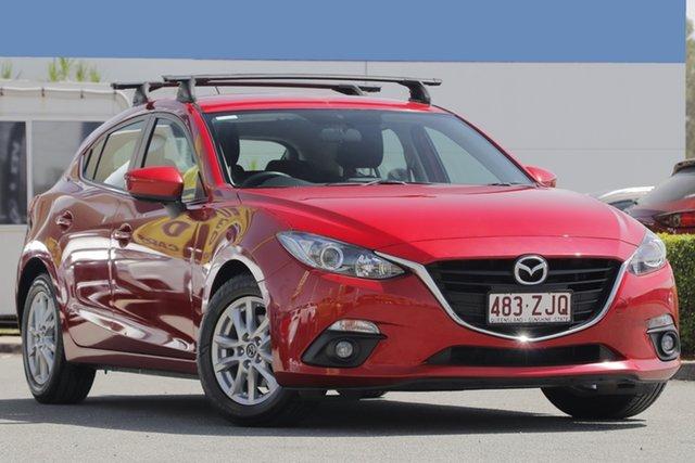 Used Mazda 3 Maxx SKYACTIV-MT, Bowen Hills, 2016 Mazda 3 Maxx SKYACTIV-MT Hatchback