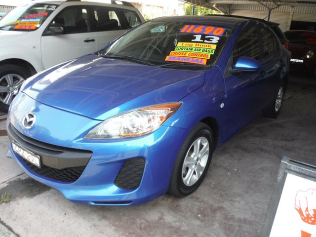 Used Mazda 3 Neo, East Lismore, 2013 Mazda 3 Neo BL Series 2 MY13 Sedan
