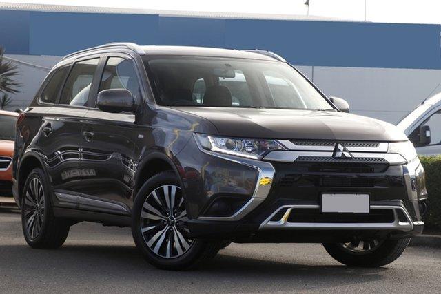 Used Mitsubishi Outlander ES 2WD, Bowen Hills, 2018 Mitsubishi Outlander ES 2WD Wagon