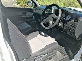 2012 Nissan Navara ST-R Utility.