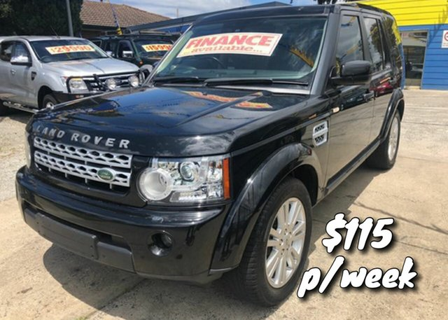 Used Land Rover Discovery 4 SDV6 CommandShift HSE, Cranbourne, 2011 Land Rover Discovery 4 SDV6 CommandShift HSE Wagon