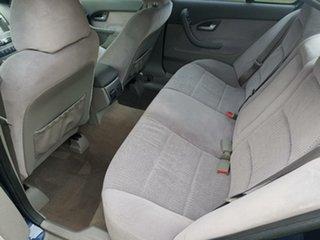 2003 Ford Fairmont Ghia Sedan.
