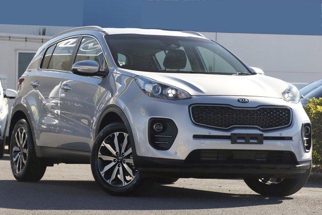 Used Kia Sportage Si 2WD Premium, Bowen Hills, 2018 Kia Sportage Si 2WD Premium Wagon