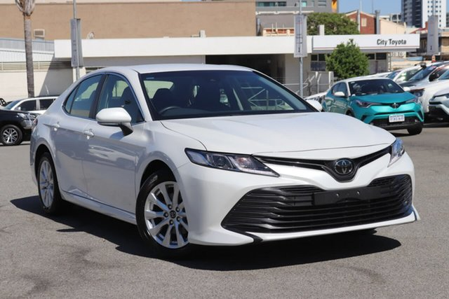 Used Toyota Camry 2.5L Pet 6AT Ascent, Northbridge, 2018 Toyota Camry 2.5L Pet 6AT Ascent Sedan