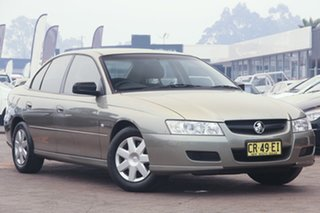 2005 Holden Commodore Executive Sedan.