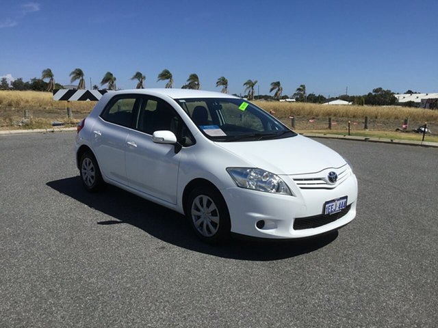 Used Toyota Corolla Ascent, Wangara, 2011 Toyota Corolla Ascent Hatchback