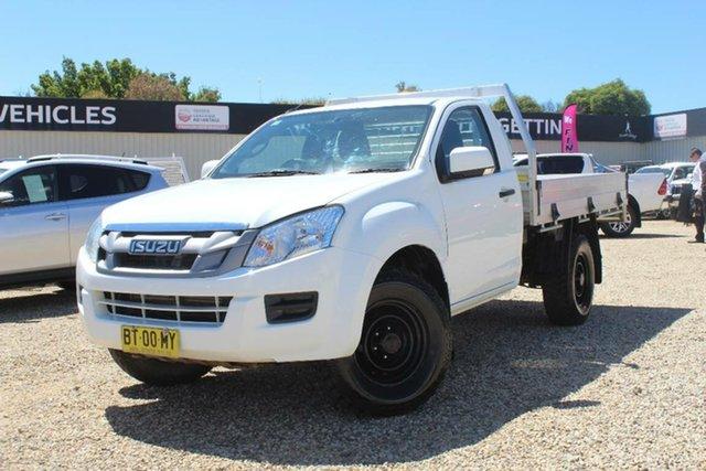Used Isuzu D-MAX SX (4x4), Bathurst, 2012 Isuzu D-MAX SX (4x4) Cab Chassis