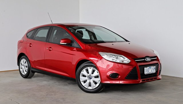 Used Ford Focus Ambiente PwrShift, Thomastown, 2013 Ford Focus Ambiente PwrShift Hatchback