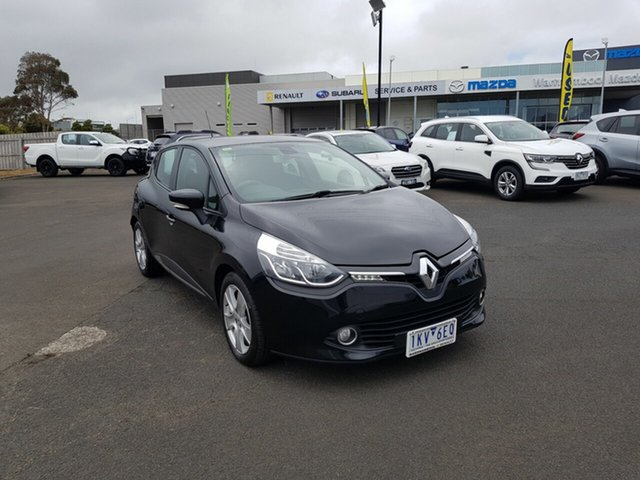 Used Renault Clio, Warrnambool East, 2016 Renault Clio Hatchback
