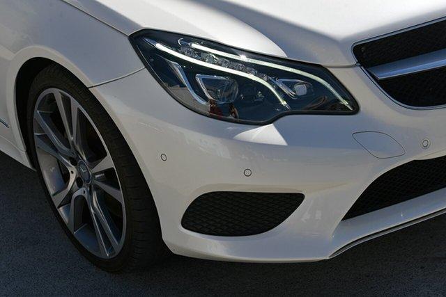 Used Mercedes-Benz E-Class E400 7G-Tronic +, Narellan, 2013 Mercedes-Benz E-Class E400 7G-Tronic + Coupe