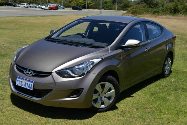 Used Hyundai Elantra Active, Rockingham, 2012 Hyundai Elantra Active Sedan
